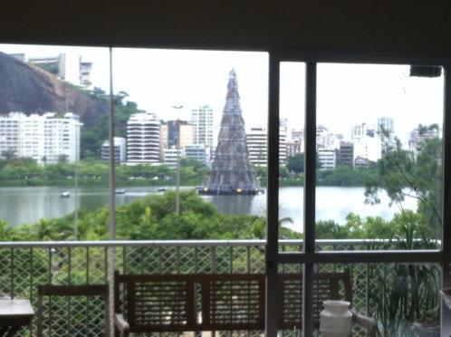 Lagoa Rodrigo de Freitas vista varanda 2 quartos suite vaga Bogoricin Prime (1)