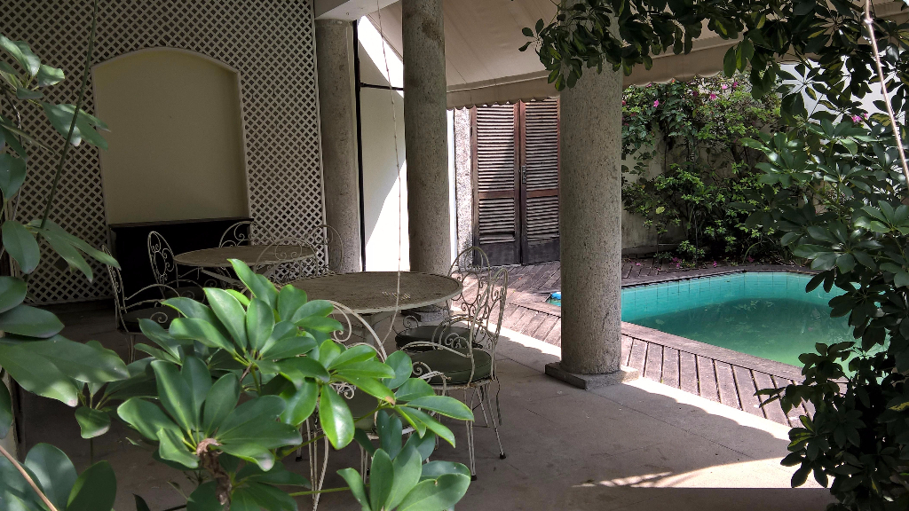 Leblon Jardim Condominio fechado Pernambuco Casa duplex 4 quartos suites edicula garagem piscina jardins pomar praia Metrô Bogoricin Prime (4)