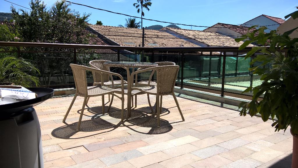 Venda Jacarepagua casa condominio vista rua arborizada 4 quartos suites closet piscina churrasqueira Bogoricin Prime (43)