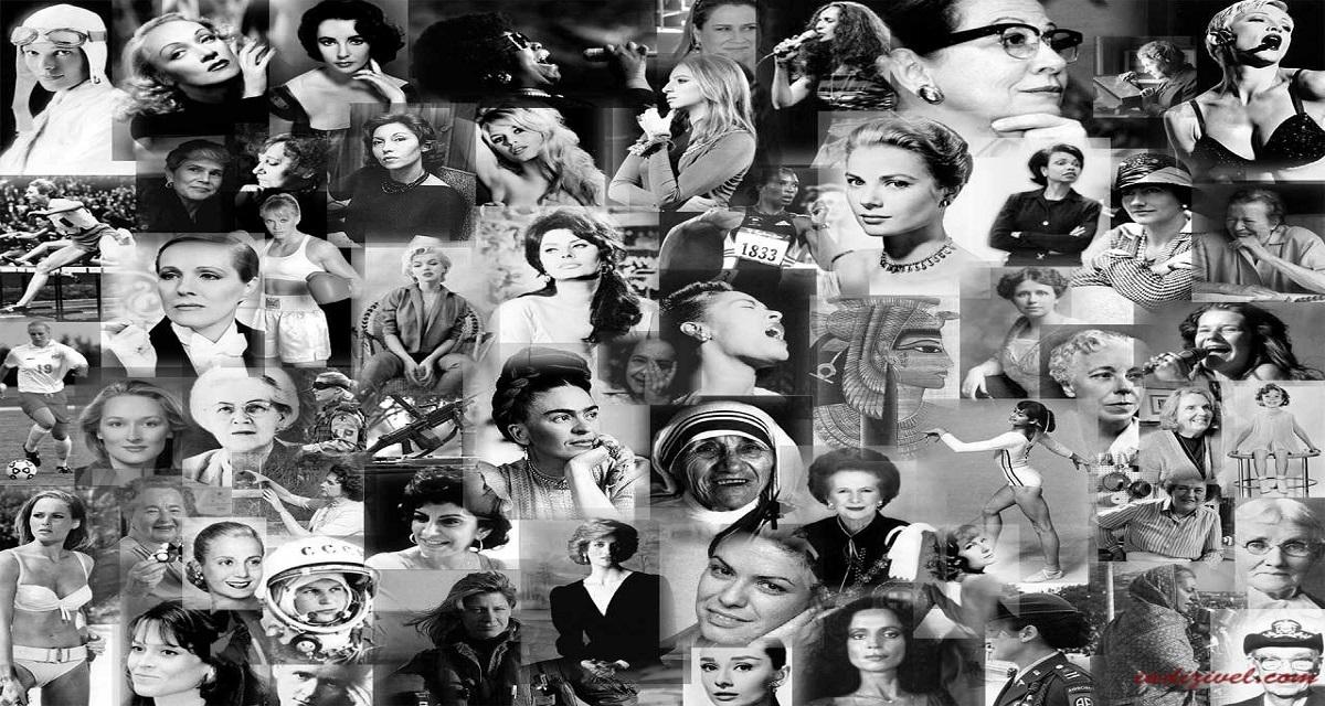 Mulheres que mudaram o mundo bogoricin prime CAPA