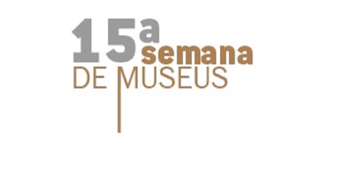 15 semana de museus CAPA