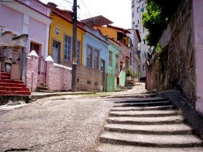 Morro da Conceição Gamboa RJ Bogoricin Prime Interna