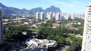 Barra da Tijuca Avenida Prefeito Dulcidio Cardoso Condominio Parque das Rosas 2 quartos suites vagas garagem vista mar lagoa Bogoricin Prime (2)