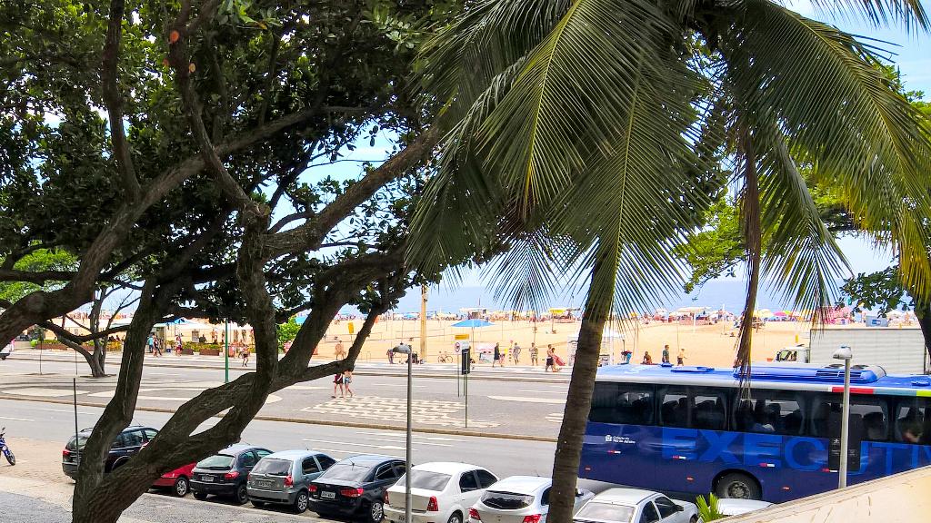 Copacabana Rua Santa Clara Avenida Atlantica Vista Mar Praia 3 quartos suite 132 m² privacidade conforto Bogoricin Prime (23)
