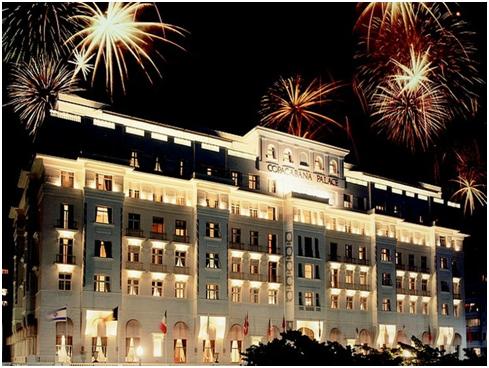 Tradicional revéillon do Copacabana Palace é recordista de preço: entradas custam até R$3.650,00 (Foto: Divulgação)