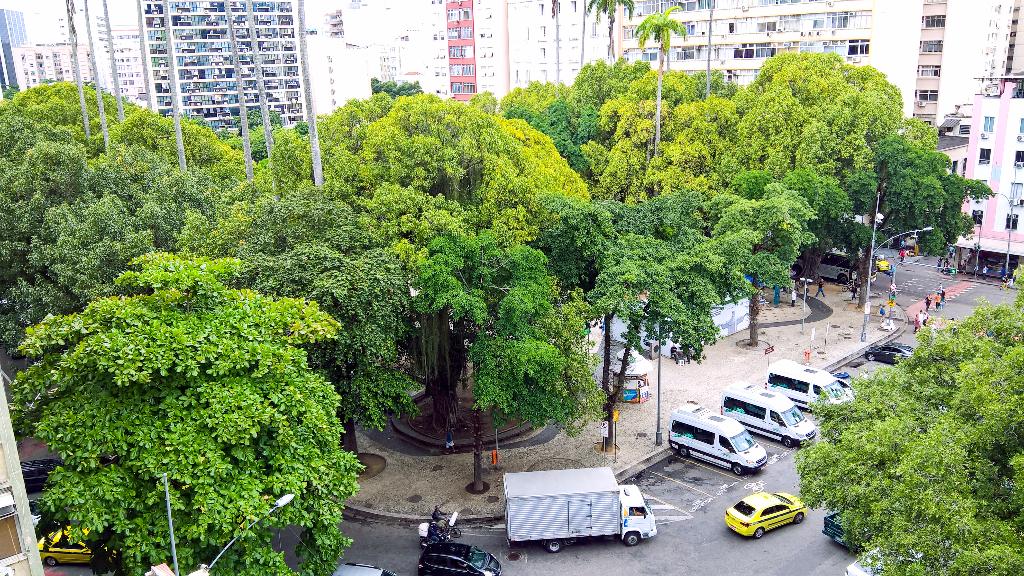Largo do Machado Edificio Flex Center Vista Igreja Nossa Senhora da Gloria Sala comercial Auditorio, Cofe Shop Metro Bogoricin Prime (8)