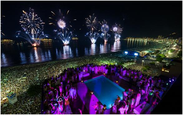Porto Bay Rio Internacional Hotel terá duas festas para aguardar a virada do ano (Foto: Divulgação)