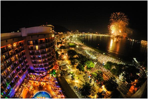 Hotel Sofitel tem festa especial com preço de R$ 1.800 (Foto: Divulgação)