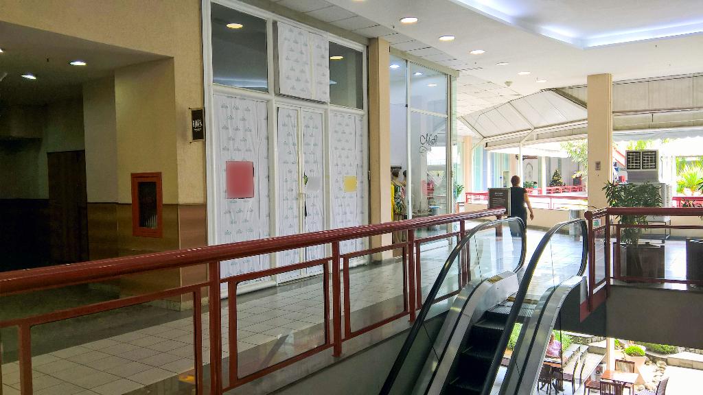 Barra da Tijuca Shopping Barra Garden loja aluguel BRT Metro Bogoricin Prime (16)