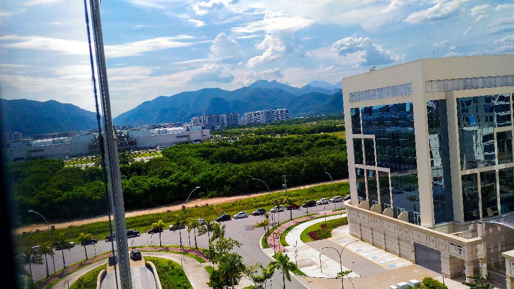 Barra da Tijuca Avenida Abelardo Bueno Centro Metropolitano Sala comercial primeira locação BRT Bogoricin Prime (5)