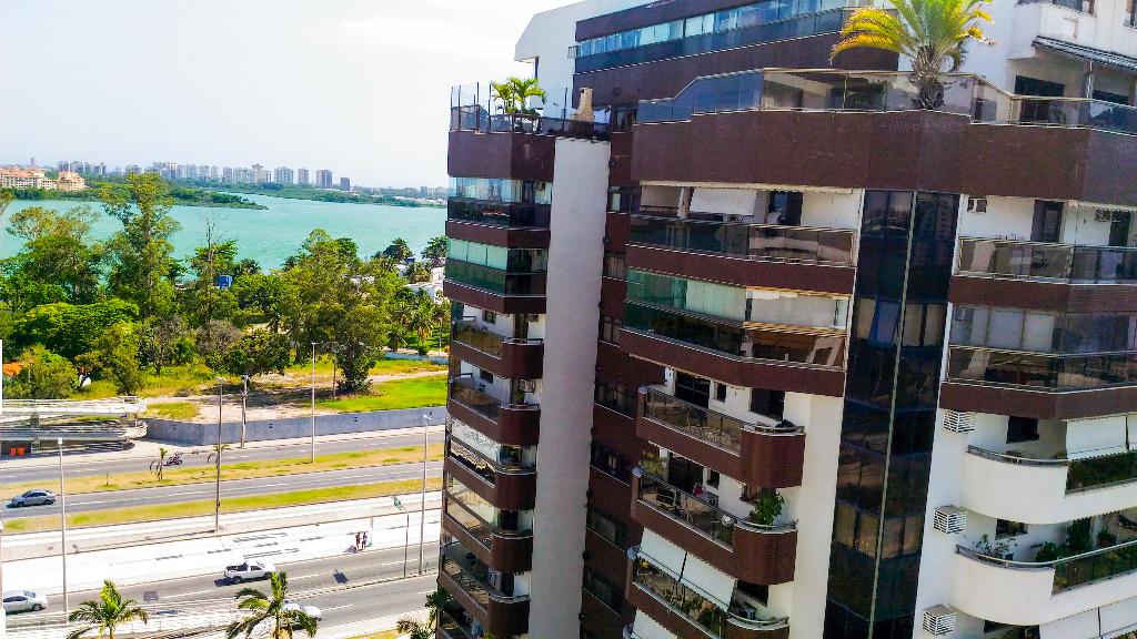 Barra da Tijuca Condominio Rio 2 piscina sauna segurança 3 quartos suite varanda garagem BRT Centro Olimpico Bogoricin Prime (13)