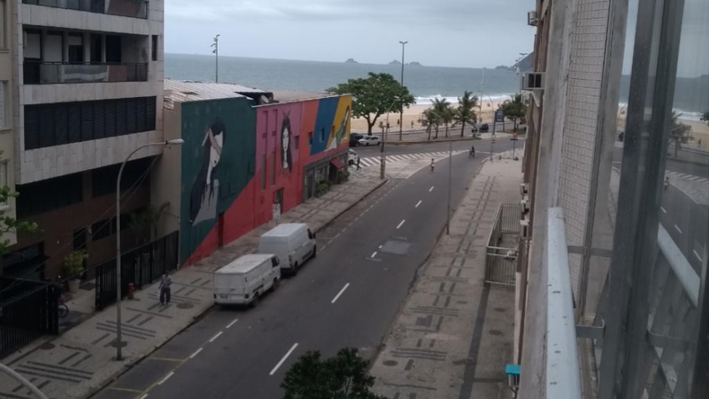 Ipanema Avenida Rainha Elizabeth 3 quartos suite garagem mar praia Arpoador Copacabana Metrô Bogoricin Prime (19)