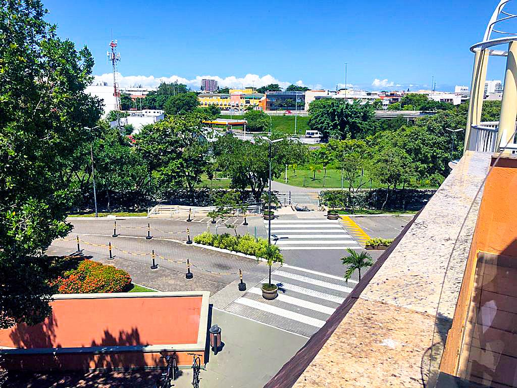 Barra da Tijuca Shopping Downtown Sala Ampla Varanda Vaga de Garagem Visitante Metrô Jardim Oceanico Bogoricin Prime (1)